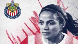 Carolina Jaramillo, presentada con Chivas