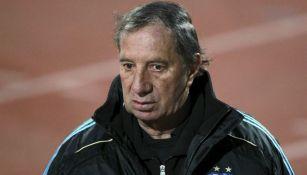 Carlos Bilardo como entrenador de Argentina