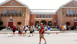 Salón de la Fama del Beisbol estadounidense en Cooperstown