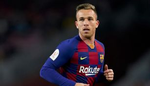 Barcelona: Arthur Melo realizó exámenes médicos con Juventus