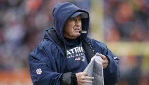 NFL: Patriots, castigados por 'espiar' a los Bengals