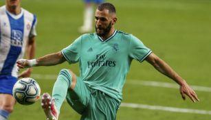 Benzema: Casemiro reconoció mérito total del francés en el gol