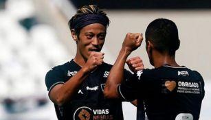 Brasil: Botafogo regresó con goleada protagonizada por protestas contra reinicio de futbol y racismo