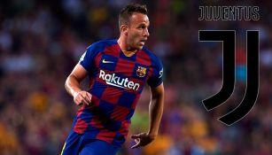 Barcelona: Hizo oficial fichaje de Arthur a la Juventus
