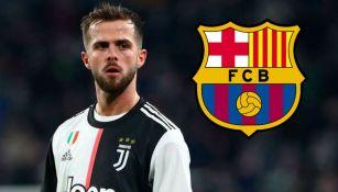 Barcelona: Pjanic, la 'bomba' Culé que sueña con jugar en el Real Madrid