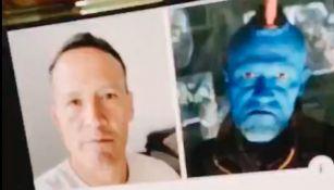 Matador Hernández volvió a 'romperla' en Tik Tok con su parecido a Yondu