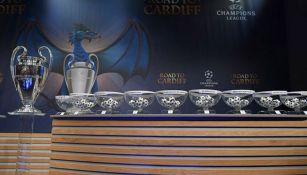 Bombos de la UEFA Champions League