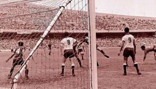Pumas vs América en 1966