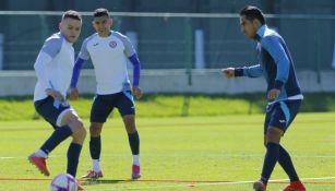 Cruz Azul: Cabecita y Baca, disponibles para Copa por México