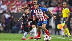 Chivas: Chapito Sánchez desea ganarle al Atlas en su debut en la Copa por México