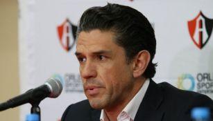 Alejandro Irarragorri, dirigente rojinegro