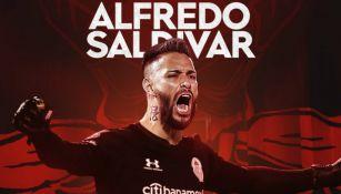 Toluca: Alfredo Saldívar fue anunciado como nuevo portero de los Diablos Rojos