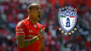 Toluca: Felipe Pardo dejará a los Diablos para ir a Pachuca