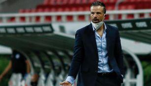 Rafael Puente: 'Renato Ibarra tiene grandes condiciones y viene con la mejor disposición'