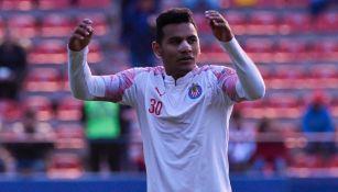 CHIVAS: 'Tiba' Sepúlveda admitió que jugar en Guadalajara es sinónimo de presión