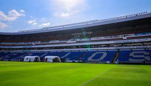 Tribunas del Estadio Corregidora