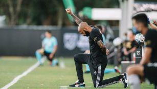 Thierry Henry en el regreso del Impact de Montreal a la actividad de MLS