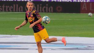 Barcelona: Antoine Griezmann, en duda para últimas fechas de LaLiga por lesión