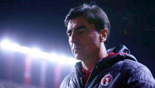 Gustavo Quinteros tras derrota con Xolos