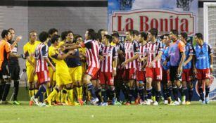 América vs Chivas en Las Vegas 2013