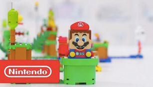 LEGO de la mano con Nintendo creó una réplica del NES