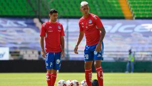 Mauro Quiroga: 'Sigo con hambre de salir campeón, traigo esa espina clavada'