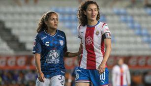 Tania Morales se siente privilegiada de tener trabajo en la Liga MX Femenil
