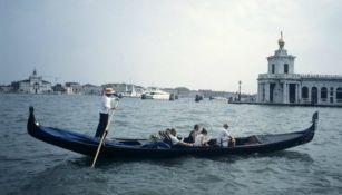 Góndolas de Venecia reducirán su capacidad por turistas con sobrepeso