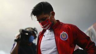 Chivas: Oribe Peralta dio positivo por coronavirus