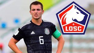 Eugenio Pizzuto: ¿Qué equipo es el Lille, club al que llegaría el mexicano?