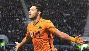 Raúl Jiménez: Gol ante el Burnley fue nominado como gol del mes en la Premier