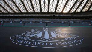 Panorámica del estadio St. James Park en Newcastle