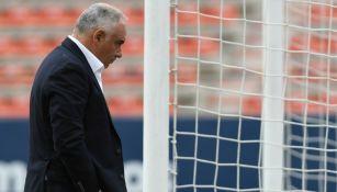 Atlético de San Luis: Memo Vázquez confesó que será difícil competir con un plantel tan limitado