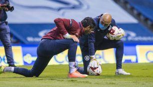 Cruz Azul: Mostró apoyo a Billy Álvarez con pancarta previo al juego ante Puebla