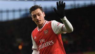 Arsenal: Mesut Özil se fue a Turquía en plena final de la FA Cup