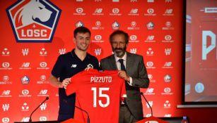 Eugenio Pizzuto: Tercer mexicano en llegar a la Ligue 1