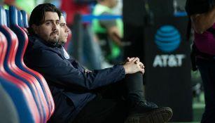 Amaury Vergara: 'Chivas tiene muchas cosas en común con el Barcelona'