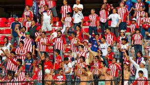 Chivas: Afición se queja de los problemas de Blim en el partido contra Puebla