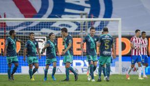 Chivas: El Rebaño cayó en casa ante Puebla y sigue sin marcar gol