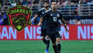 FC Juárez: Marco Fabián siguió el partido vs Pumas