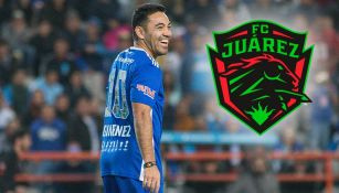 FC Juárez: Marco Fabián, nuevo jugador de Bravos, oficializó el club