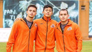 Jugadores de Alebrijes de Oaxaca