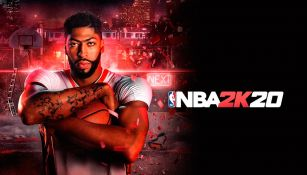Anthony Davis en el NBA 2K20