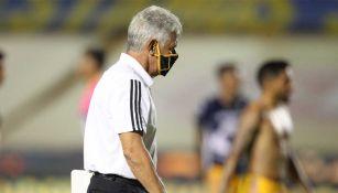 Tuca se lamenta tras empate contra Pumas