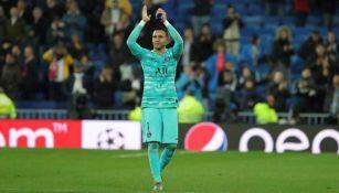 Champions League: Keylor Navas sí jugará la Final con el París Saint-Germain