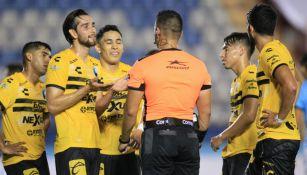 Jugadores de Tampico