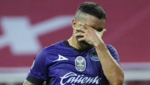Mario Osuna en lamento con Mazatlán