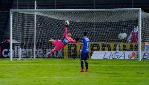 Alfredo Talavera sobre su regreso a la Selección: 'Es una de mis metas y lo voy a lograr'