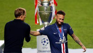 """Neymar: """"Me quedo en el PSG la próxima temporada"""""""