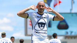 Carlos González: 'Lo que más me satisface es callar a todos con mis goles'